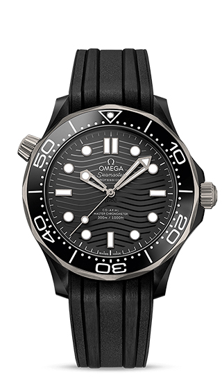 Diver 300M Omega Co-Axial Master Chronometer 43.5 mm