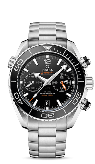 Planet Ocean 600M Omega Co-Axial Master Chronometer Chronograph 45,5 mm