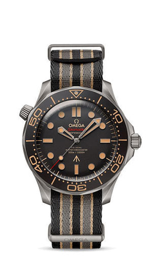 Diver 300M Omega Co-Axial Master Chronometer 42 mm