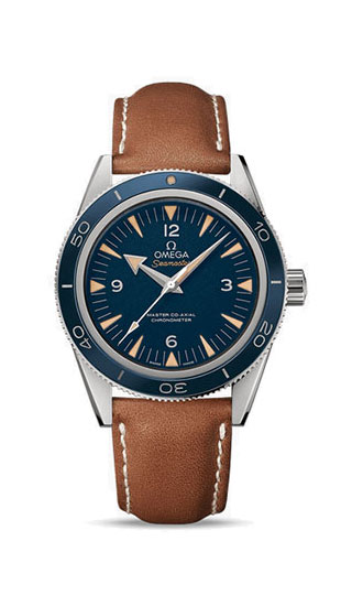 Seamaster 300 Omega Master Co-Axial Chronometer 41 mm